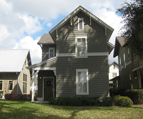 3 Bedroom Cottage - Spruce